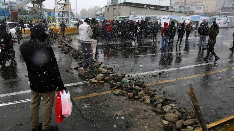 Round-up of Iran Protests: State-Run Media Admits Regime Will Not Last a Year