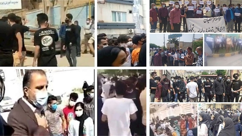 Round-up of Iran Protests: Social Dissent Continues Across Iran
