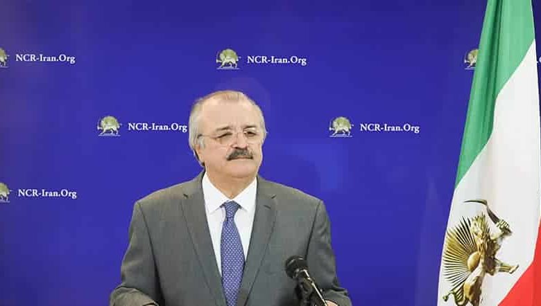 Iran Election 2021 – Mohammad Mohaddessin: Iran Presidential Election Is A Travesty, A One-man Show