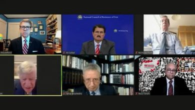 Iran: Online Conference: The 1988 Massacre as a Manifest Case of Crimes Against Humanity