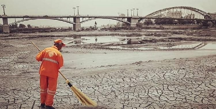 How IRGC Created and Amplifies Iran's Water Crisis