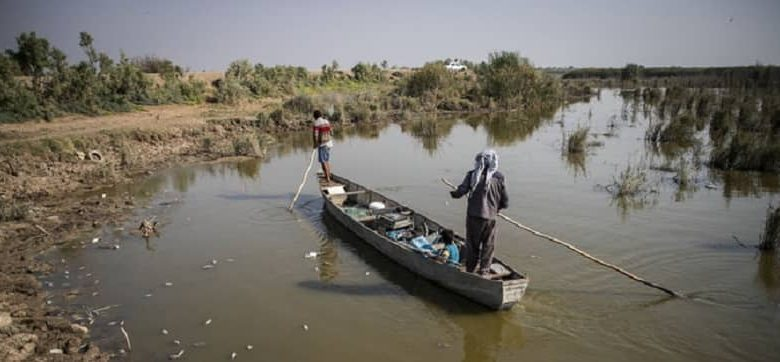 Iran's Worsening Water Crisis Foretells an Environmental Catastrophe