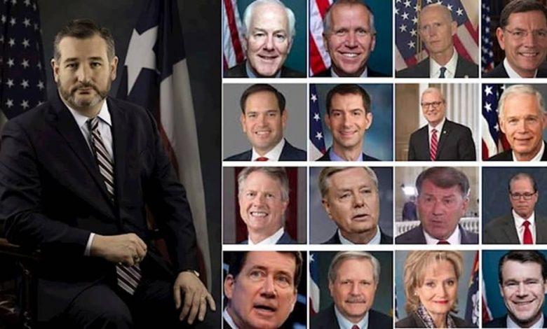 Iran: U.S. Senators Call for Blacklisting of Raisi and Khamenei