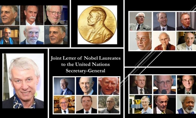 Iran: Joint Letter of Nobel Laureates to the United Nations Secretary-General Regarding the 1988 Massacre